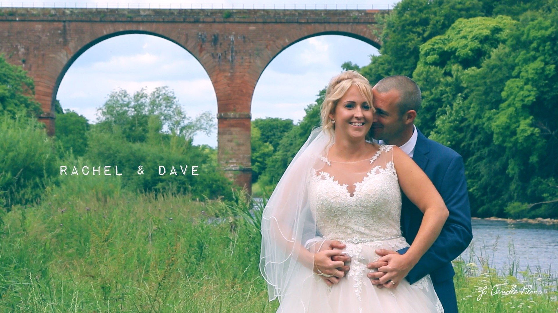 Lancashire wedding videographer