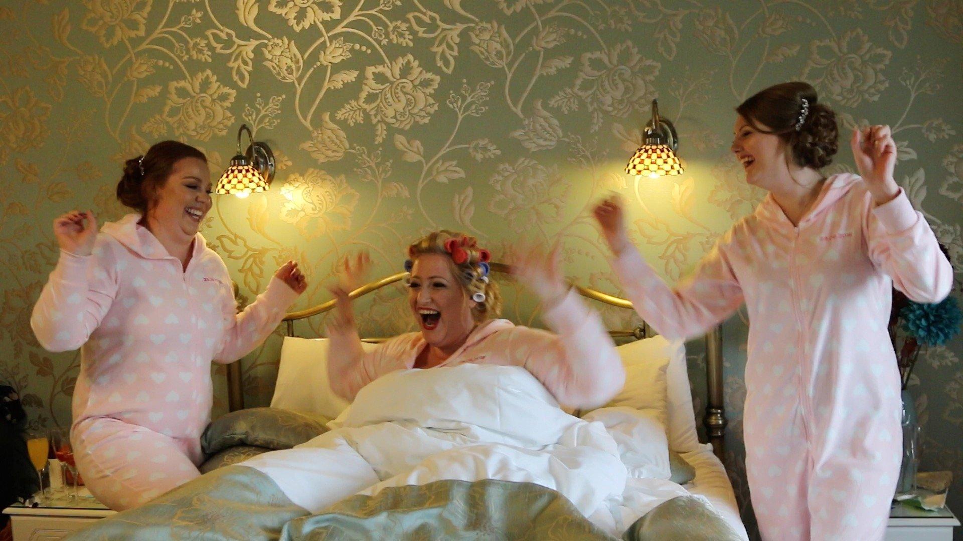 Heaton House wedding video