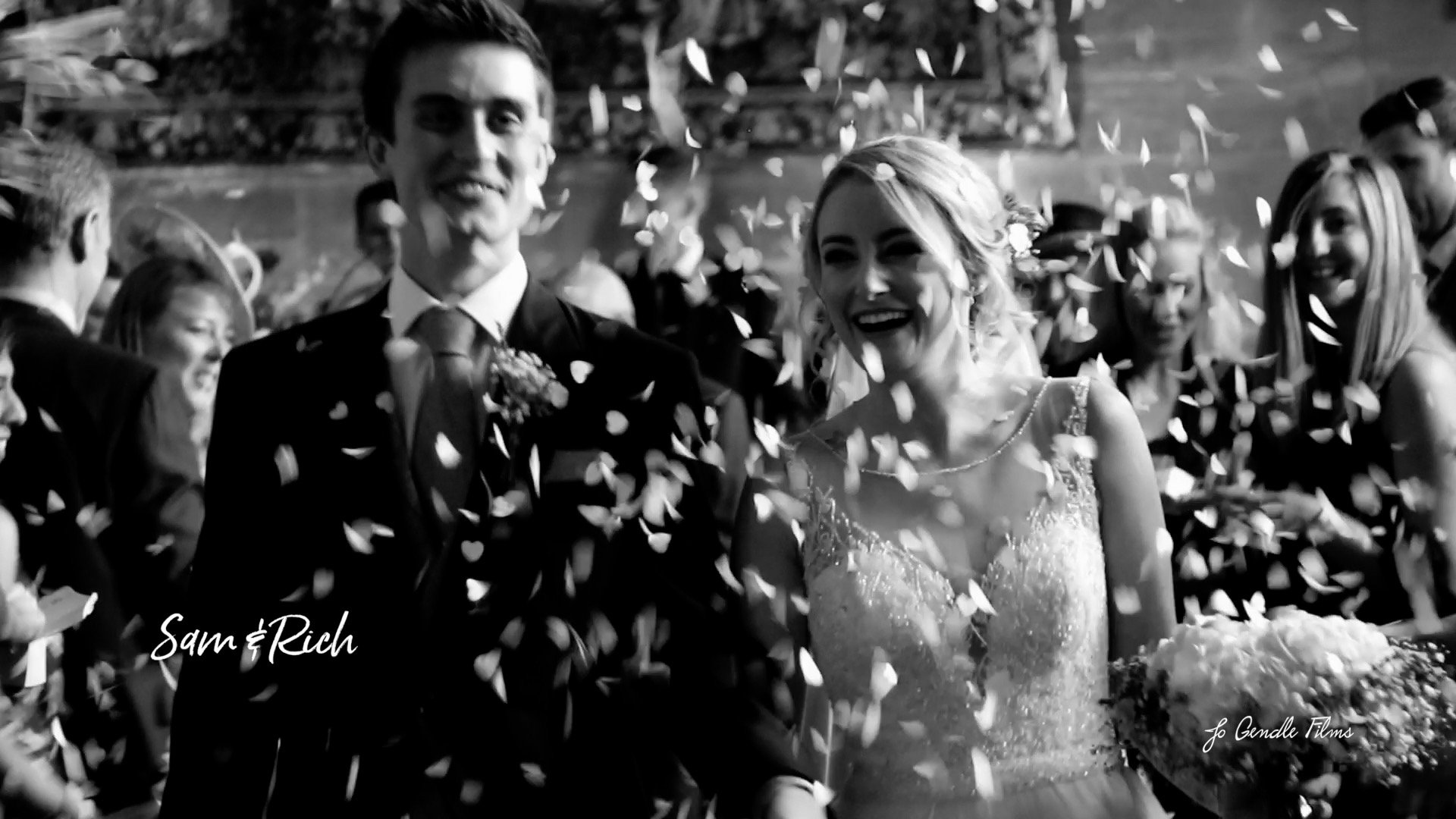 cheshire wedding film