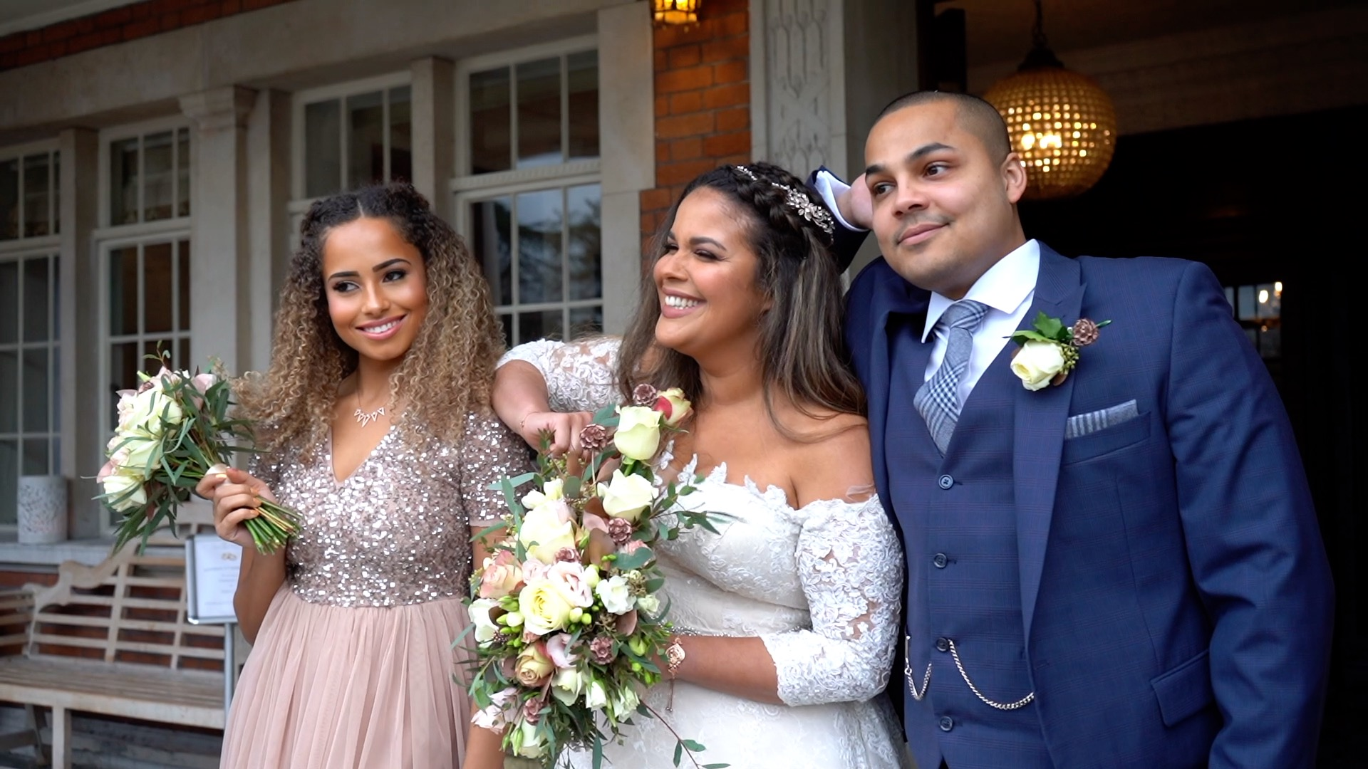 Amber Gill wedding videographer
